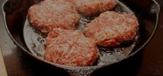 T-Bones Fresh Meal Market provides top-quality, fresh & delicious meats, ready to serve meals, rubs & sauces. Check out this Breakfast Sausage Patties recipe. Patties Recipe, Sausage Breakfast, Bones, Frozen, Pork, Meals, Fresh, Ethnic Recipes, Kale Stir Fry