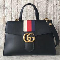 15a16200f954f0 Gucci Bamboo Classic Frame Print Round Top Handle Bag 495880 2017 | Gucci |  Pinterest | Gucci, Gucci handbags and Bags