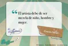 Frase Ernesto Sábato