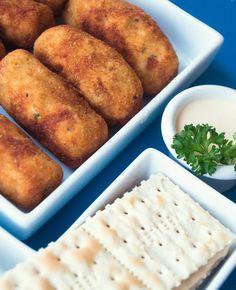 Croquetas de bacalao #comidacubana #cuaresma #lacocinacubanadevero
