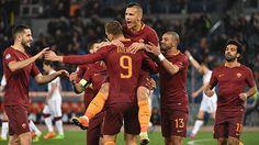 Serie A: La Roma cierra una semana perfecta | Marca.com http://www.marca.com/futbol/liga-italiana/2017/02/19/58a9ebe422601dd2338b4621.html