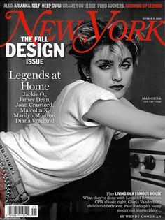 New York Magazine [United States]: Madonna, New York Magazine ...