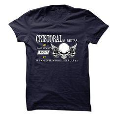 CRISTOBAL Rules 99/100 So Hot In T-Shirts, Hoodies, Sweatshirts, Tee Shirts (22.99$ ==► Shopping Now!)