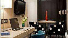 Aménager un petit espace avec les idées d'un architecte d'intérieur // http://www.deco.fr/diaporama/photo-amenager-un-petit-espace-avec-les-idees-d-une-architecte-d-interieur-61012/