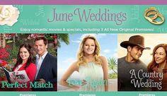 June Weddings