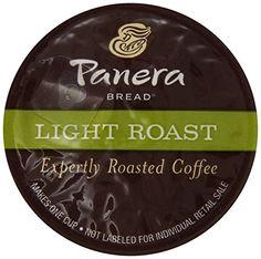 Panera Bread Coffee, Light Roast, 12 Count - http://teacoffeestore.com/panera-bread-coffee-light-roast-12-count/