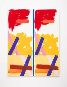 Bernard Piffaretti, 'Untitled,' 2015, Cherry and Martin