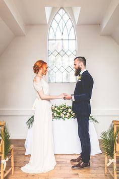 Old Parish Rooms, Rayleigh Silk wedding dress SAJA Hb6285 Natural wedding Bohemian wedding Boho wedding Wedding Wedding flowers