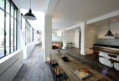 Loft à Montmartre