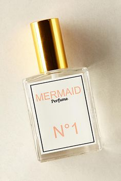 Still my favorite scent! <3 Mermaid No. 1 Perfume Spray - anthropologie.com