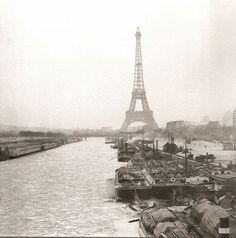Voici 20 photographies historiques de Paris qui vont vous impressionner !
