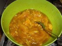 Bait pentru pui cu mustar si curry