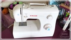 Post 59: Sew Exciting! Sewing Machine, English Sticky Toffee Pudding, Fabrics