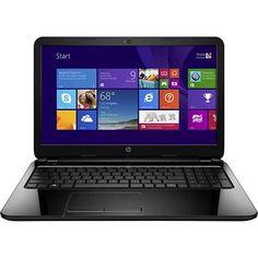 "9/4 HP - 15.6"" Laptop - AMD A6-Series - 4GB Memory - 500GB Hard Drive - Black Licorice Model: 15-g018dx SKU: 7888394 Customer Rating:     3.8  (19 customer reviews)"