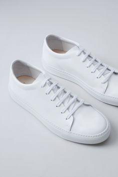 buy popular 89286 9c726 Acne Studios, Adrian, White, 1500x 007 Acne Studios, Träningsskor, Sneakers,