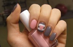 the sweetheart manicure
