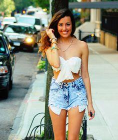 Cute Summer Dress Tumblr #short