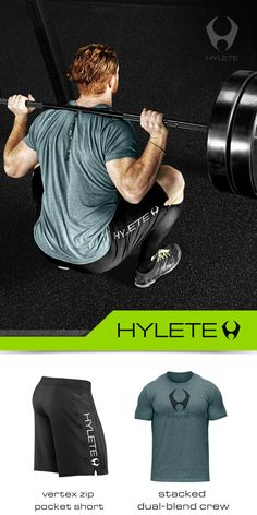 So begins the evolution of your favorite hybrid training short. The same quality engineering and thoughtful attributes of the apex model are included in the vertex with a few new tweaks making it a lighter more comfortable and better performing cross-training short. http://www.hylete.com/cross-training-short-2-0-black-neon-green-2260.html