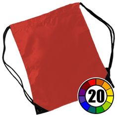 Cheap BagTrek Gym Sack / Sports Bag – 20 Colours