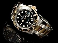 Rolex [NEW] GMT-Master II Yellow Rolesor (Retail: HK$91,500) ~ SPEICAL OFFER: HK$72,500.  We Also Have Hong Kong Rolex Boutique 888 Stock [香港行貨] For Sale at HK$75,000.