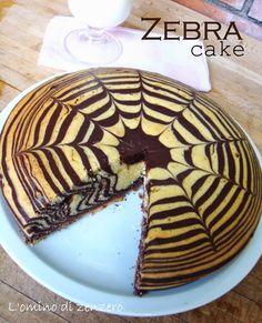 L'omino di zenzero: Zebra cake