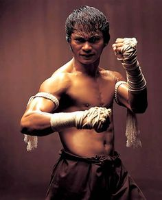 Tony Jaa, brought Tailand to the front of martial arts via film.