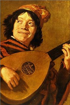 The Jester - Judith Leyster, 1625