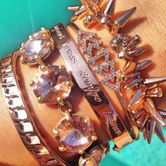 Can't get enough of #stelladotstyle arm candy! www.stelladot.com/ElyssaG #montreal