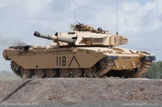 Report and all photography by Simon Fenwick & Jeremy Welsman British Army, British Tanks, Military Armor, Armored Fighting Vehicle, Battle Tank, World Of Tanks, Military Veterans, Military Equipment, Modern Warfare