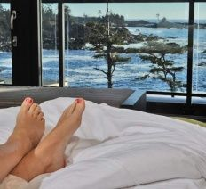 Black Rock Oceanfront Resort is a dream getaway for your Vancouver Island holiday destination. Romantic Resorts, Romantic Getaways, Visit Vancouver, Vancouver Island, Ucluelet Bc, Vacation Wishes, Best Spa, Black Rock, Most Romantic