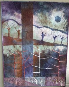 Linda Kemshall: Quilts