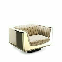 Maison et Objet 2017 is full of midcentury modern designs, since this will be the trend for the year. Taylor Armchair fits perfectly in this trend, a golden retro armchair at M&O Paris Luxury Furniture, Home Furniture, Furniture Design, Furniture Chairs, Furniture Ideas, Mid Century Modern Furniture, Mid Century Modern Design, Single Couch, Retro Armchair