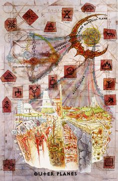 The Outer Planes (Planescape)