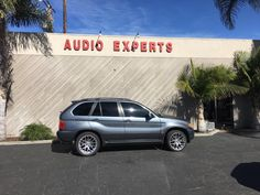 2005 BMW X5 Window Tint #AudioExpertsVentura #AudioExperts #AudioVideo #CarStereo #StereosVentura #VenturaCA #VenturaCalifornia #California #CustomAudio #WindowTint #BMW #X5 #BMWX5