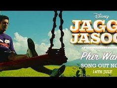 Phir Wahi Song HD Video Jagga Jasoos 2017 Ranbir Kapoor Katrina Kaif | New Indian Songs