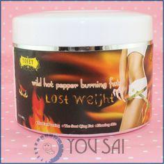 Rouge capsaïcine massage minceur crème Mince jambe taille réduire la graisse du ventre réduire poids crème S170