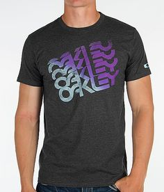 a6d081f0c7c Oakley Stacks T-Shirt - Men s T-Shirts in Jet Black
