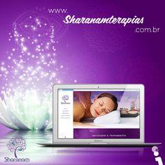 #Homologação: Sharanam, Shanaram... 🎵  Terapias complementares e integrativas, cursos, palestras, aulas especiais, vivências e muito amor e dedicação a todos os seres vivos. Vem ver o trabalho Incrível que desenvolvemos: http://www.sharanamterapias.com.br/     #sharanam #comunicacao #marketing #comunicacaomarketing #vision #visiondesign #agenciavision #agenciavisiondesign #design #designgrafico  -  Agência Vision Design  www.visiondesign.com.br  comercial@visiondesign.com.br  + 55 11…