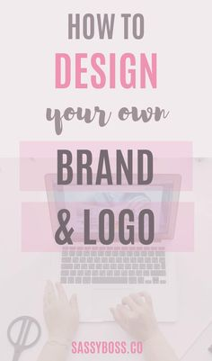 Create Own Logo, Create A Brand Logo, Create A Business Logo, Create Logo Design, Branding Your Business, How To Make Logo, Creating A Business, Business Logo Design, Creating A Brand