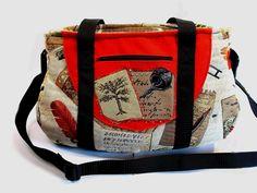 Tasche, Schnabelina Bag von Bluebirdys Nest - Handgemacht für Dich  auf DaWanda.com