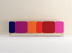 Legato: Cabinets with a Personality - Design Milk