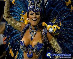 The Carnaval in Rio de Janeiro