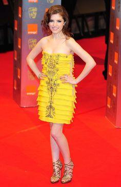 Anna Kendrick Strappy Sandals - Anna Kendrick Looks - StyleBistro