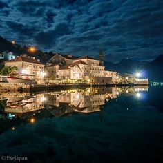 Best of 2016: Bay of Kotor, Montenegro  This was taken at Perast. I wanted to shoot sunset, but I FORGOT the camera and had to go back.When I finally arrived, the sun was already gone, but instead, I met this scenery! Such an unexpected surprise, if I hadn't forgotten my camera, I didn't get this shot.