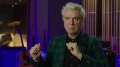 David Byrne Thinks Music Has the Power to Unify
