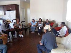 South L.A. house meeting intros-Emanuel Pleitez, candidate for Los Angeles Mayor www.pleitezforla.com