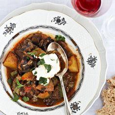 Wild Mushroom Goulash | Food & Wine