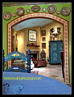Mexican Style Home Decor Mainly Spanish