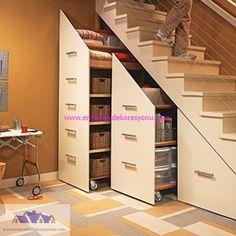 Merdiven Dekorasyon Modelleri 2015 http://www.enyenievdekorasyonu.com