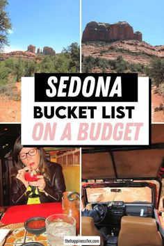 Here is What to do in Sedona on a Budget! - The Happiness Function | Travel & Outdoor Recreation